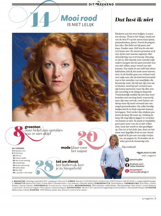 Dagblad de Limburger | L Magazine 2017 (1)