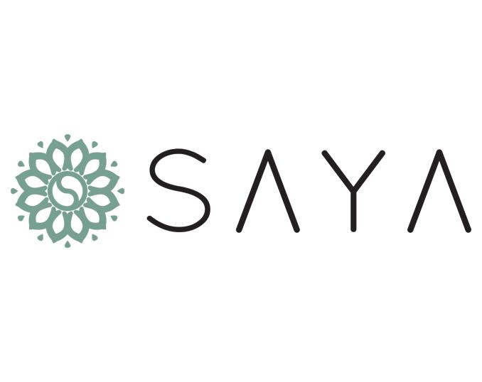 Logo Saya zonder tagline