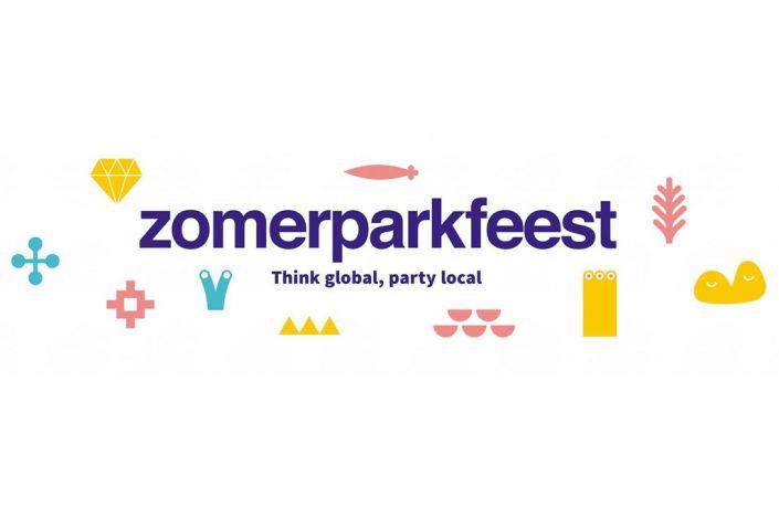 Logo Zomerparkfeest