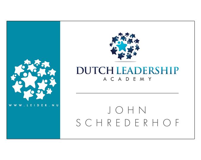 Naambadge Dutch Leadership Academy