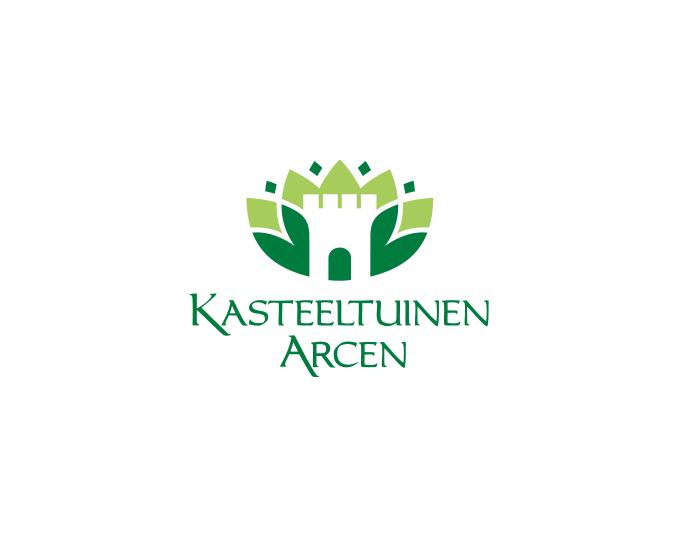 Logo Kasteeltuinen Arcen