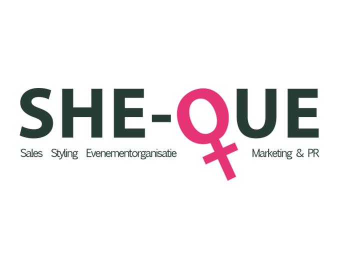 Logo SHE-QUE
