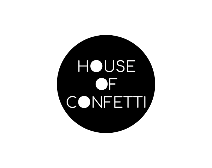 Logo House of Confetti